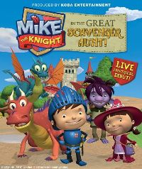 Mike the Knight at TBCA