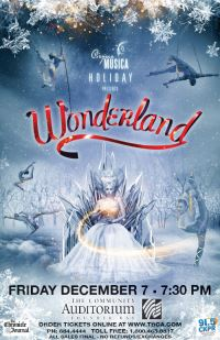 Cirque Musica Holiday -Wonderland