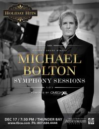 Michael Bolton- The Symphony Sessions- Greatest Hits and Holiday Favorites