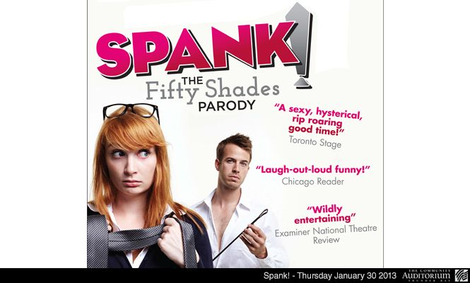 Spank - The Fifty Shades Parody