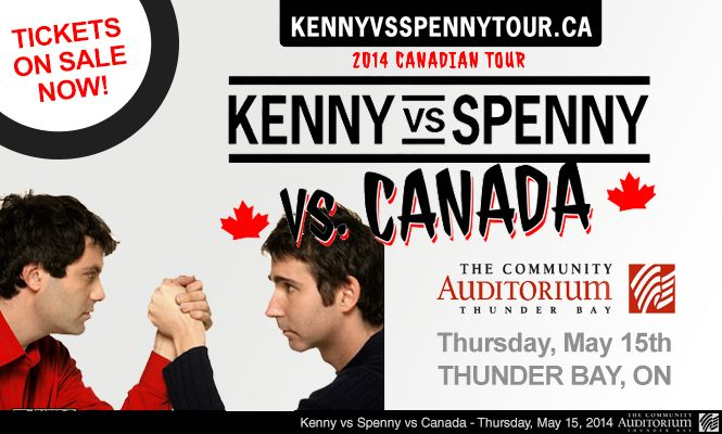 Kenny vs Spenny vs Canada