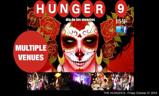 THE HUNGER 9