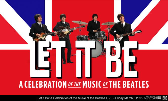 Let it Be! A Celebration of the Music of the Beatles
