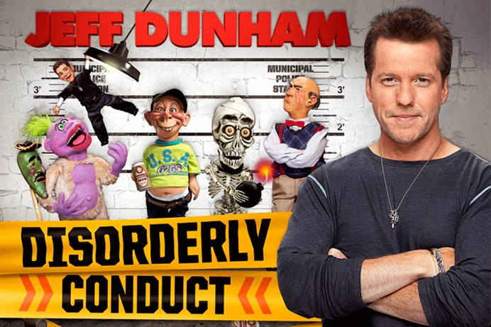 Jeff Dunham Disorderly Conduct Tour