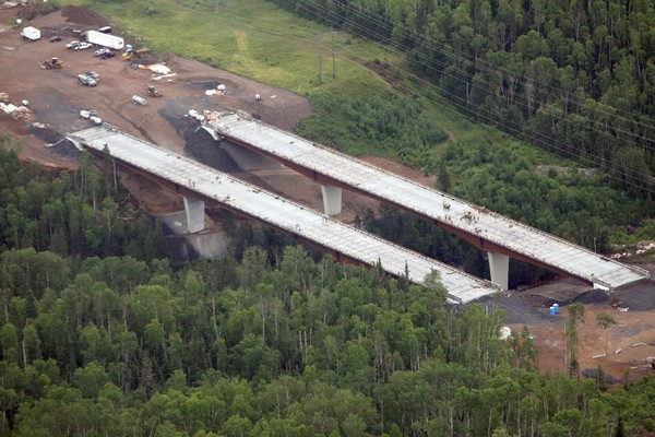 Gustavo Argueta, 24, died while working on the MacKenzie River Bridge on Highway 11/17 in June 2011.
