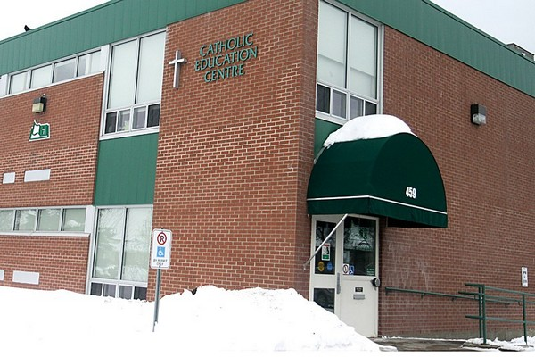 The Thunder Bay Catholic District School Board has nine of the city