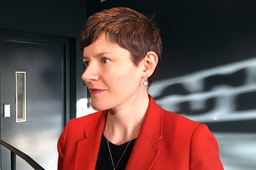 Federal NDP deputy leader Megan Leslie.