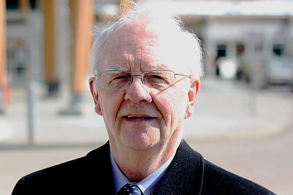 Keith Jobbit,  former chair of the board for the Thunder Bay Regional Health Sciences Centre.