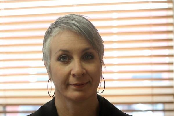 Shelter House executive director Patty Hajdu