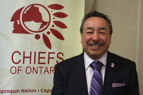 Ontario regional chief Stan Beardy says jurisdiction is key in future of First Nation education.