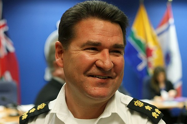Thunder Bay Police Service Chief J.P. Levesque announced the force will adopt a zone policing model starting on June 3.