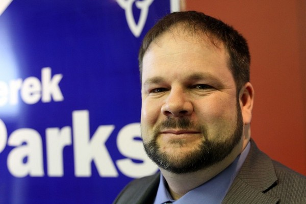 Derek Parks, Progressive Conservatives candidate for Thunder Bay-Superior North