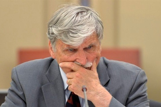 Liberal Sen. Romeo Dallaire, best known in Canada as the former commander of the UN