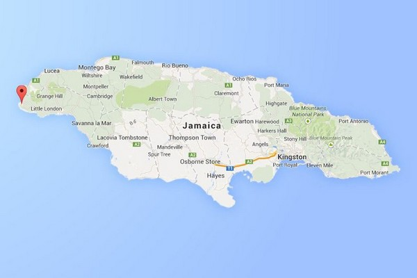 A Thunder Bay man was killed in the Negril region of Jamaica in a cliff-diving incident.