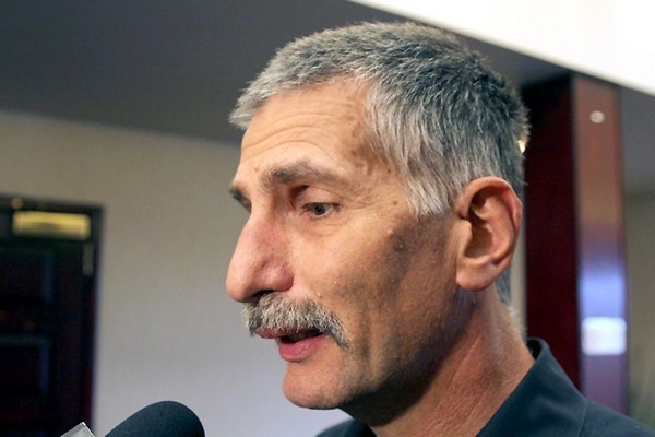Dominic Pasqualinio, president of Unifor local 1075, says Bombardier workers are prepared to walk off the job Monday at 2 p.m. if a settlement isn't reached.