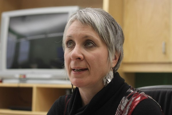Patty Hajdu, executive director of Shelter House Thunder Bay.