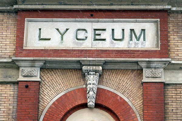 The city has sold the Lyceum Theatre to a private company for $20,000. The building opened in 1909.