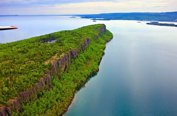 One-hundred-and-sixty-three acres of Caribou Island have been purchased and will be protected by the Nature Conservancy of Canada.