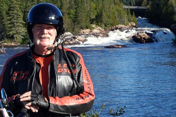 Tour On Two motorcycle guide Bill Gade